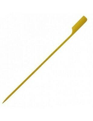 Bamboe golfprikker 210 mm verpakt per 100 stuks