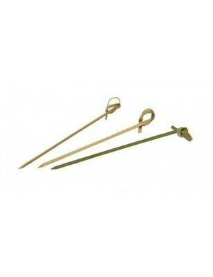 Bamboe knoopprikker 150 mm verpakt per 100 stuks