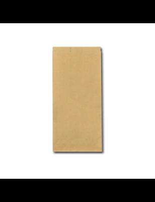FSC® papieren snackzak 16+10,5x32cm nr.28 (2 pond) Verpakt per 900 stuks
