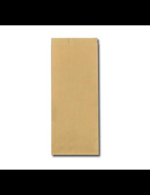 FSC® papieren snackzak 16+10,5x38cm nr.29 (3 pond) Verpakt per 800 stuks