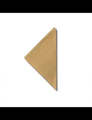 FSC® papieren frietzak K17 bruin, verpakt per 5kg/1500 stuks