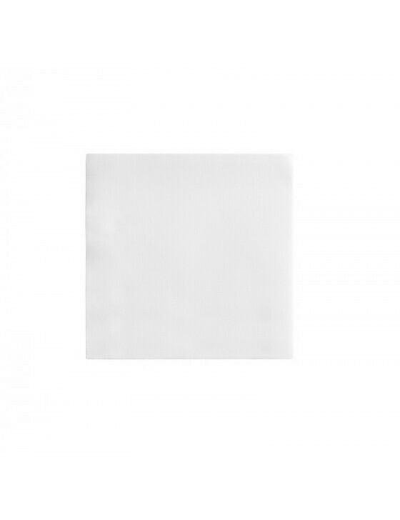 Servet ecolabel 20x20cm ¼ vouw wit DP Verpakt per 2400 stuk