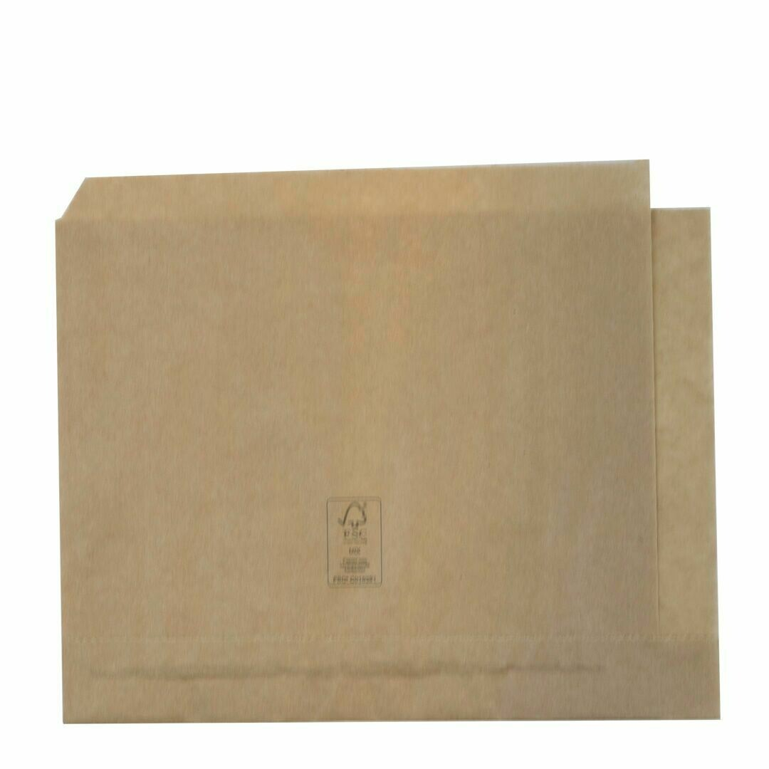 FSC® papieren dönerzakje 18x21cm Verpakt per 1000 stuks