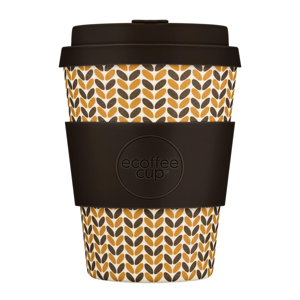 "Ecoffee cup ""Threadneedle"" 12oz/340ml"