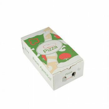 Calzonedozen, Cellulose 'pure' plein 30 cm x 16 cm x 10 cm, verpakt per 100 stuks
