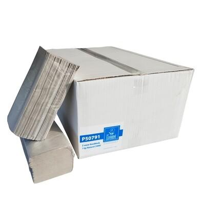P50791 Z-fold, natural, verpakt per 20 bundels