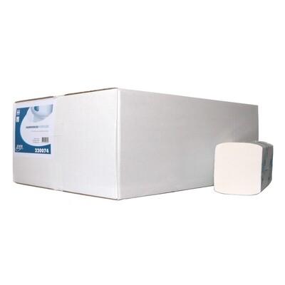 220074 Euro Interfold, cellulose, verpakt per 20 bundels