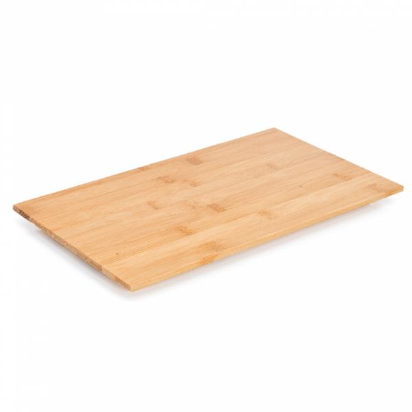 Bamboe presentatieplank  46,4x22,9x2 cm, verpakt per stuk