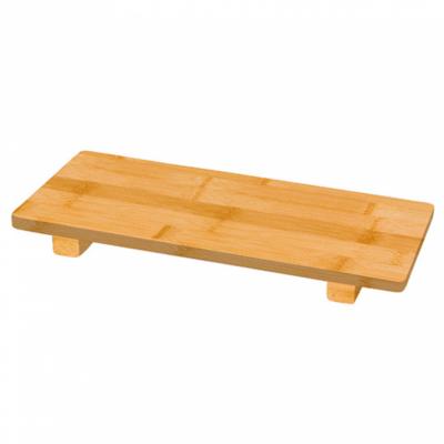 Bamboe sushiplank natural 50x23x2,5cm, verpakt per stuk