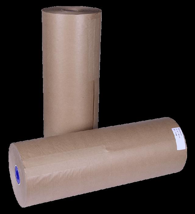 Opvulpapier bruin kraft 70 grams 50cm x 350m, per rol