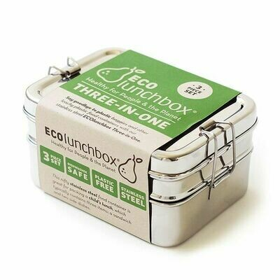 Eco lunchbox 3 in 1