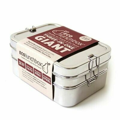 Eco lunchbox 3 in 1, Giant