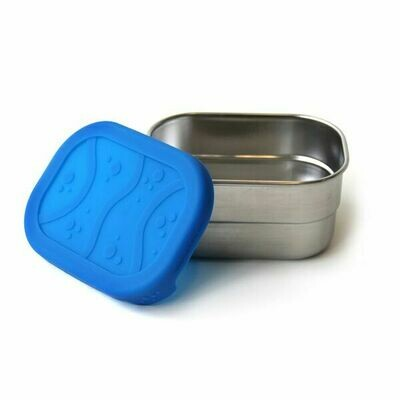 Blue Water Bento RVS snackbox splash pod- lekvrij