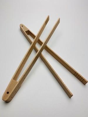 Bamboe snacktang groot