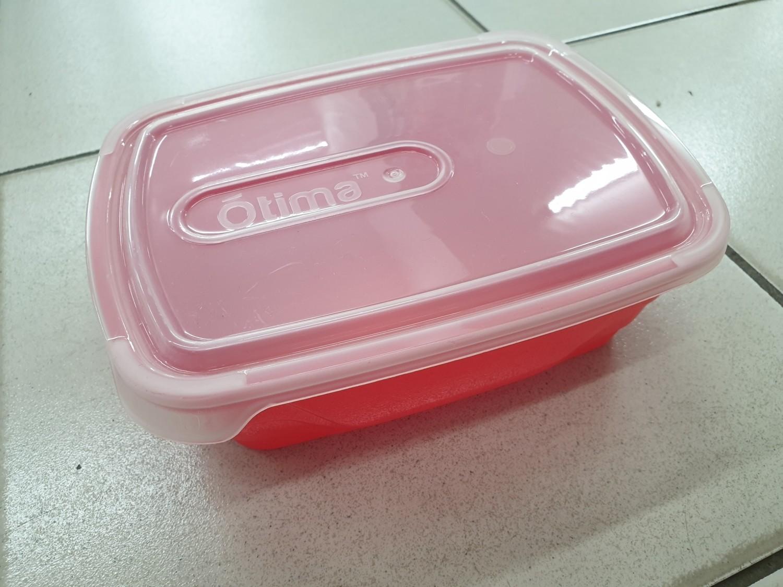 Otima plastic lunch box