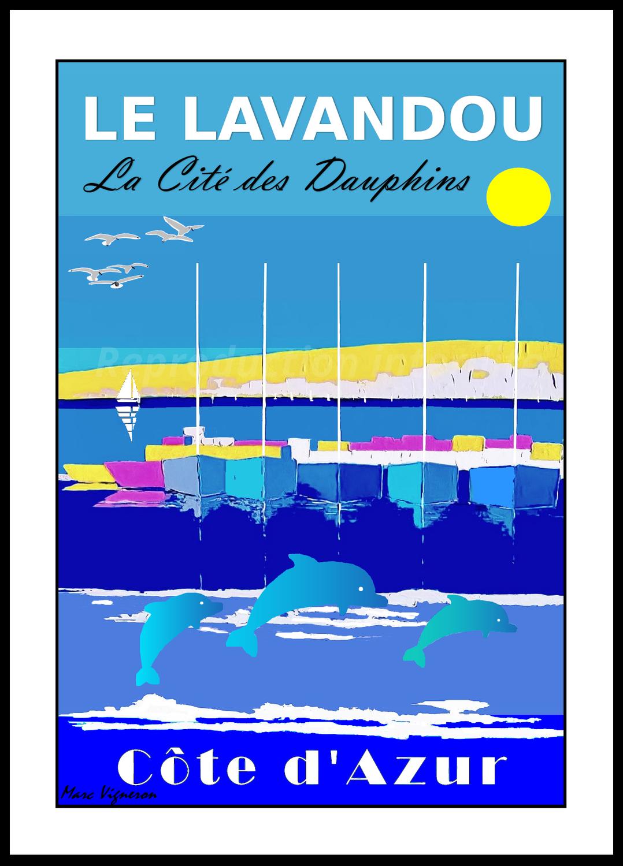 le Lavandou Cité des dauphins