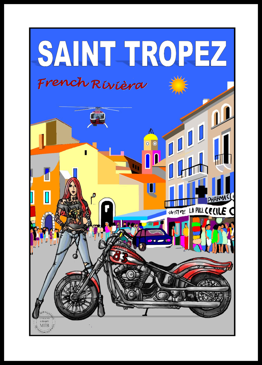 SAINT TROPEZ -