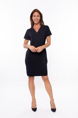 TRAVEL Dress blouse Mera Navy