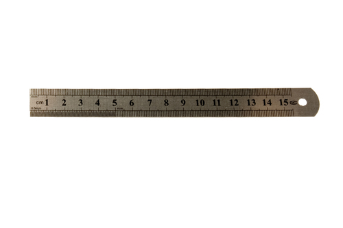 Ruler Stainless Steel ML162