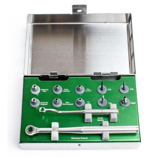 Bone Fractured Removal Screw Kit MLSRK01