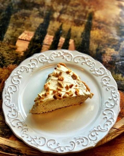 Peanut Butter Cream Pie (Serves 6-8)