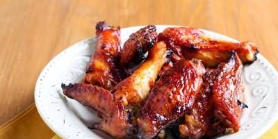 Garlic Ranch Chicken Wings - GF