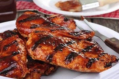 Kansas City BBQ Chicken
