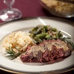 Beef Au Poivre - GF