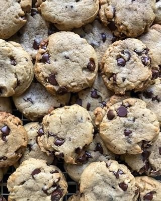 Chocolate Chip Cookie Dough (Serves 6)