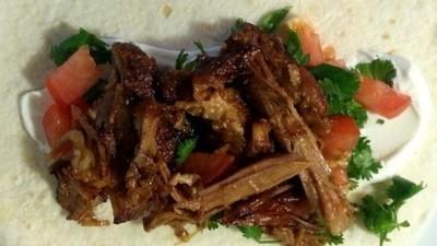 Pork Carnitas Street Tacos