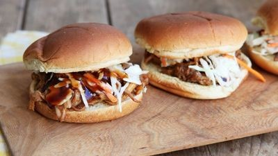 Carolina BBQ Pulled Pork