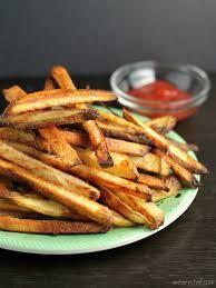 Cajun Oven Fries