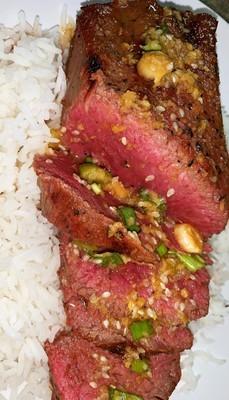 Sesame Beef Tenders - GF