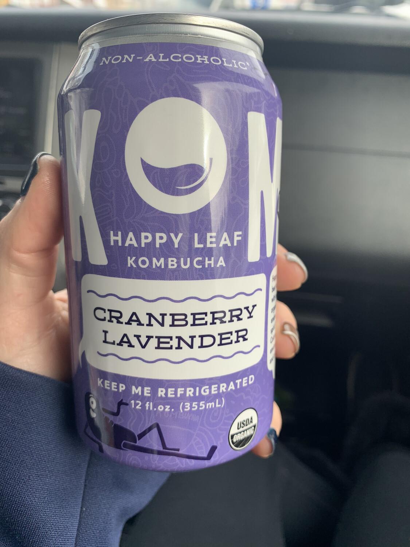 Kombucha - Happy Leaf