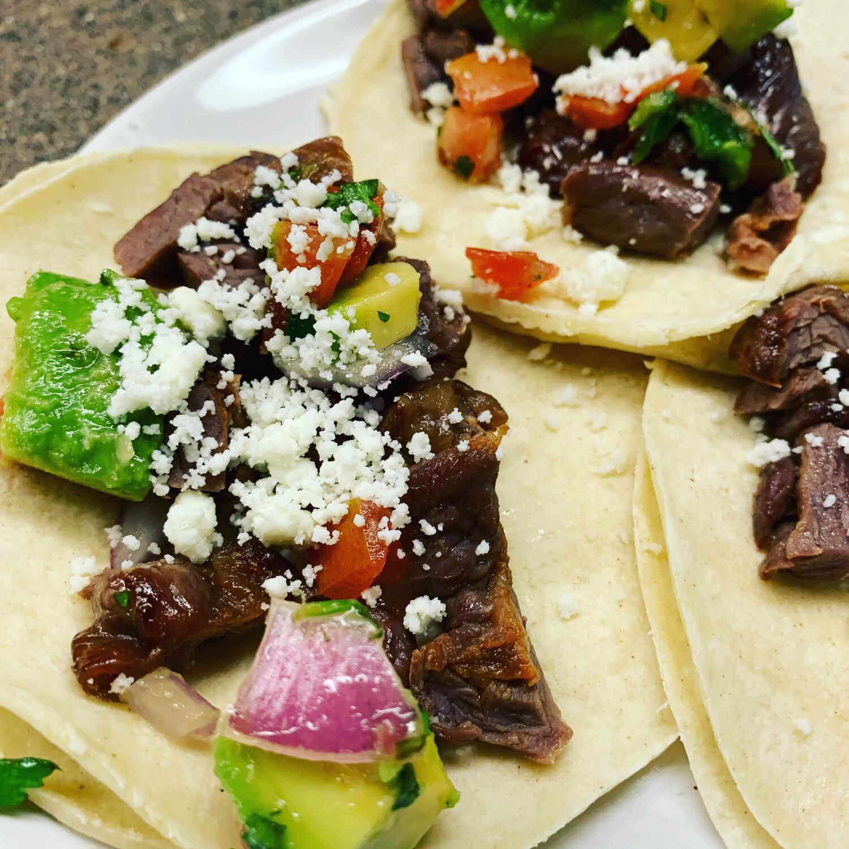 Carne Asada Street Tacos - GF