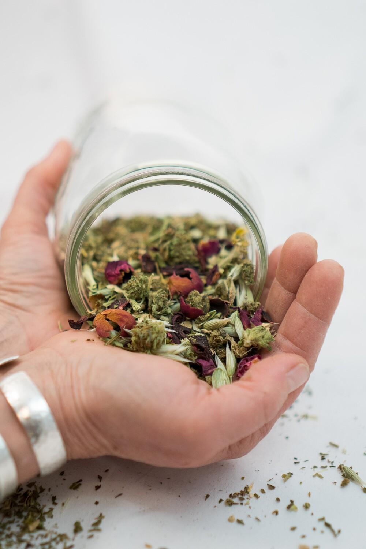 Whole Flower Herbal Tea Blend