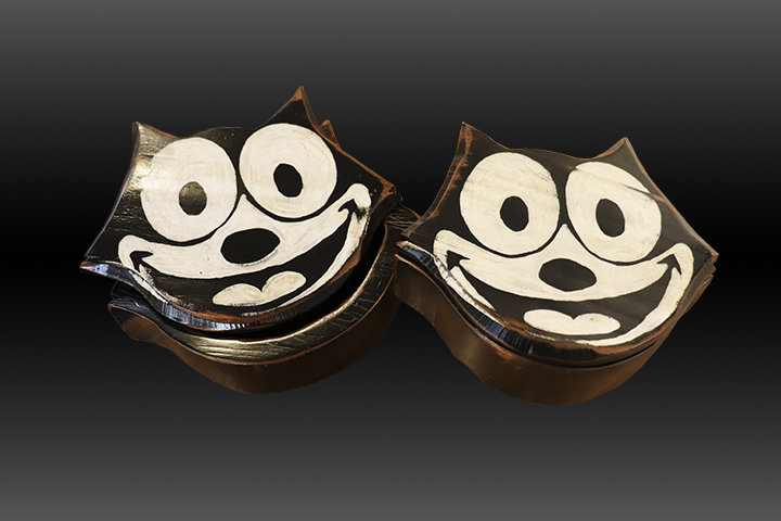 Felix the Cat Boxes