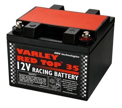 Varley Red Top 35 Racing Battery