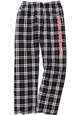 Red Devils Boxercraft Open Bottom Pajama pant - Youth & Adult