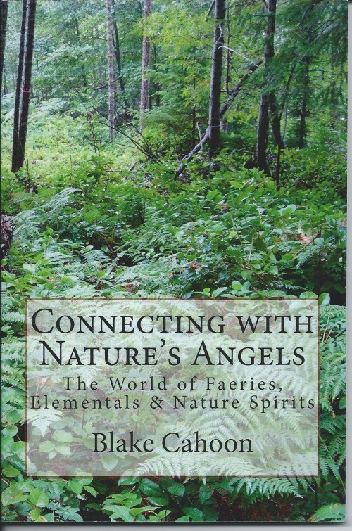 Connecting with Nature's Angels by Blake Cahoon