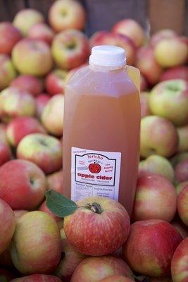 Half Gallon of Apple Cider
