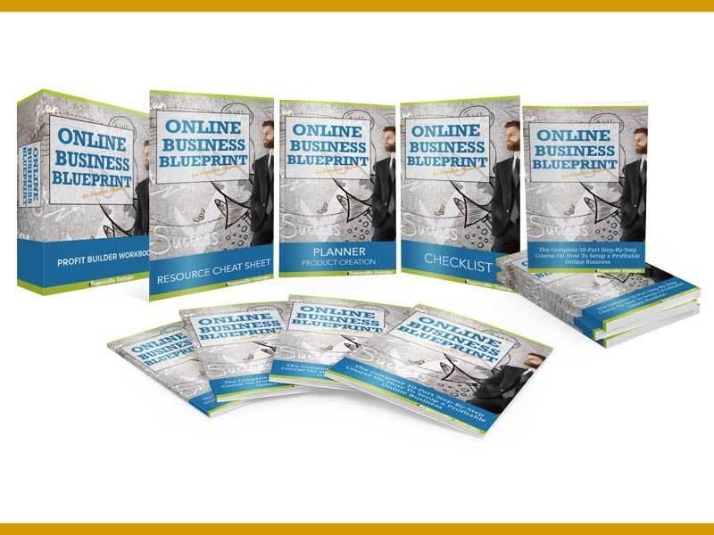 Online Business Blueprint for Complete Beginners