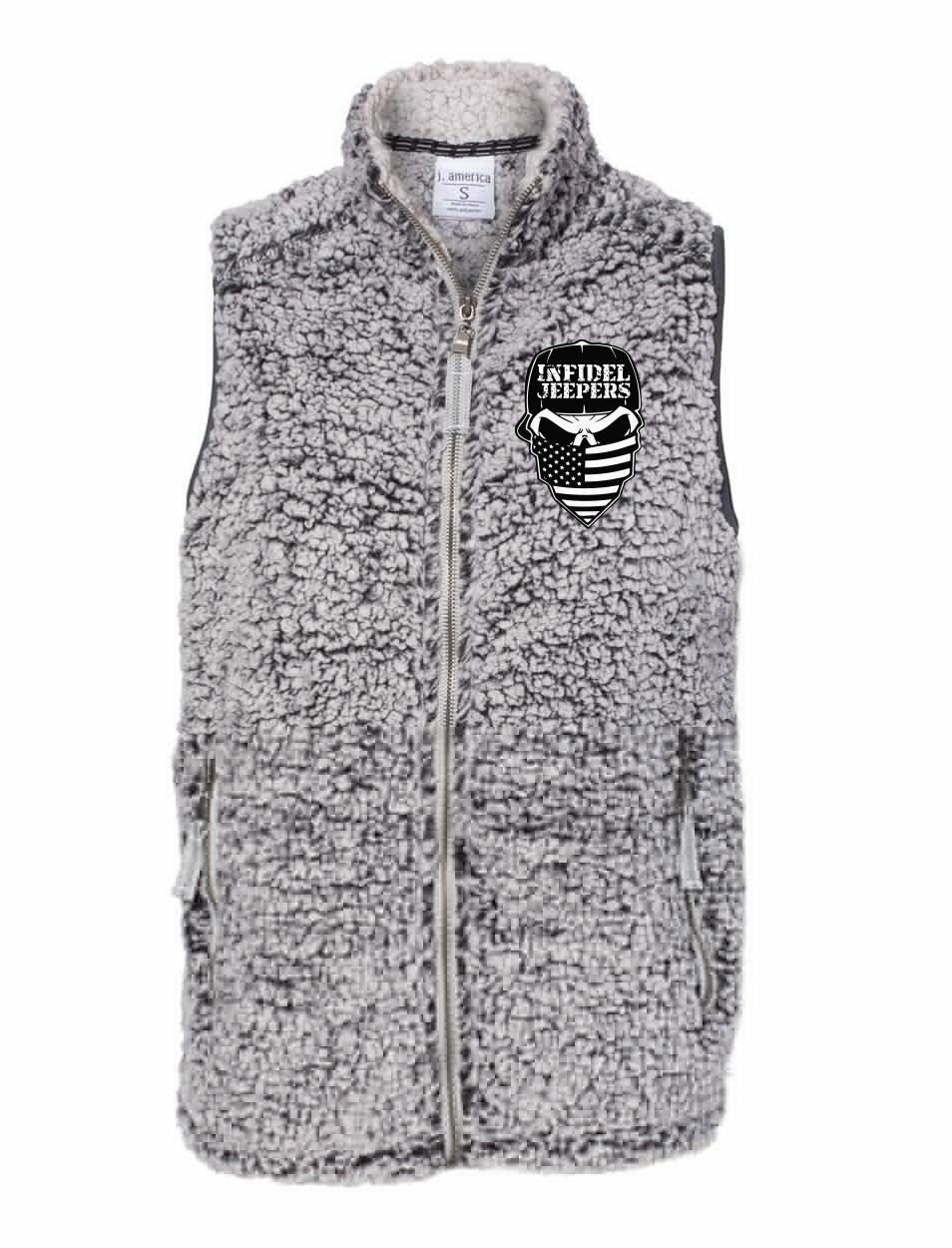 Women's Epic Sherpa Full-Zip Vest