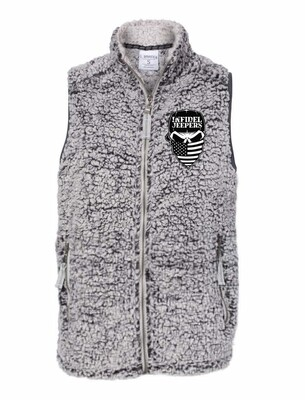 Women's Epic Sherpa Full-Zip Vest