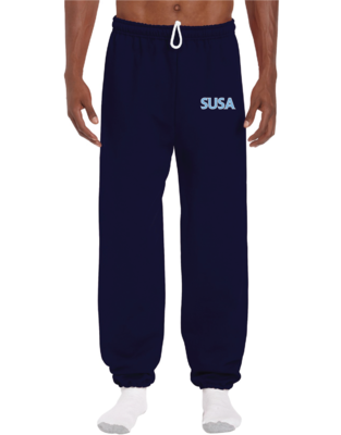 SUSA Gildan Heavy Blend Closed Bottom Sweatpant - Youth - Unisex