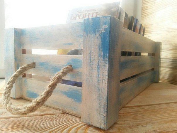 Интерьерный ящик