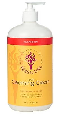 Jessicurl Hair Cleansing Cream 946 ml No Fragrance Added