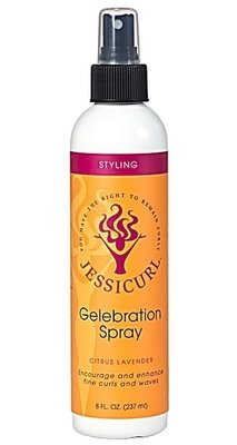 Jessicurl Gelebration Spray 237ml Citrus Lavender