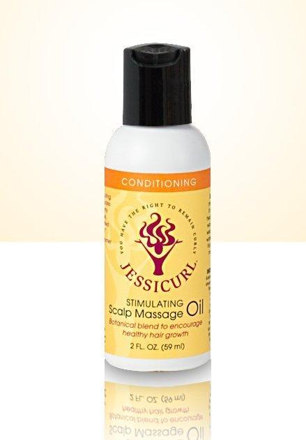 Stimulating Scalp Massage Oil 59ml