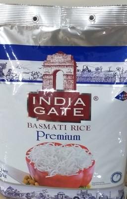 INDIA GATE PREMIUM RICE 5KG